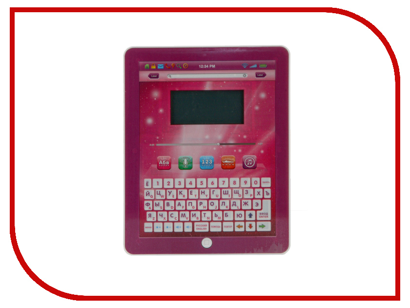 Планшет Joy Toy Планшет 7323 / 123723 Red