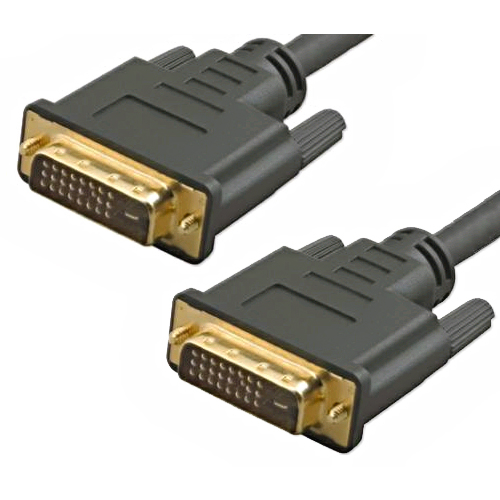 Аксессуар VCOM DVI 25M / DVI Dual Link 25M 1.8m 2 фильтра VDV6300-1.8M кабель vcom dvi dvi dual link 25m 25m 1 8m 2 фильтра позолоченные контакты