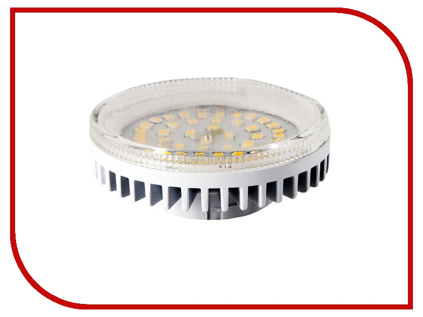 Лампочка Ecola LED 8.5W GX53 220V 2800K прозрачное стекло T5TW85ELC<br>