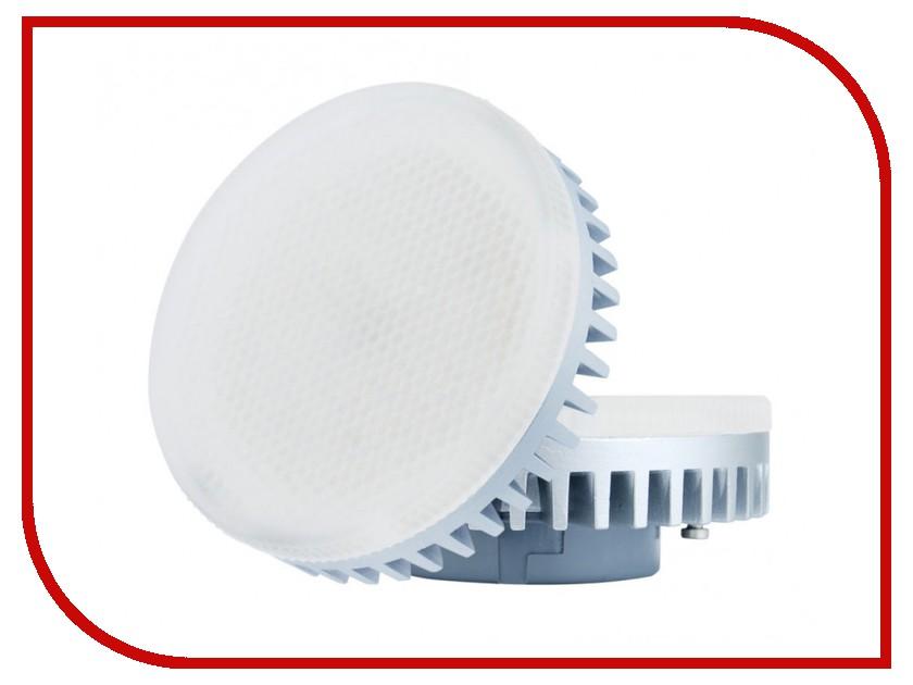 Лампочка Ecola LED 8.5W GX53 Tablet 220V 4200K матовое стекло T5MV85ELC