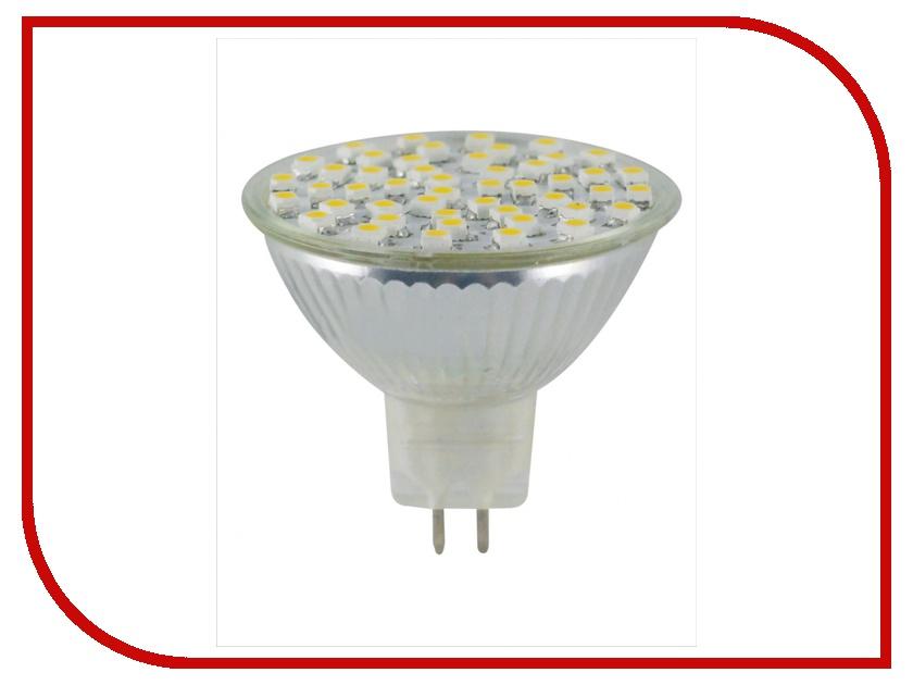 Лампочка Navigator NLL-MR16-1.8-12-3K-GU5.3 (теплый, 3000К)