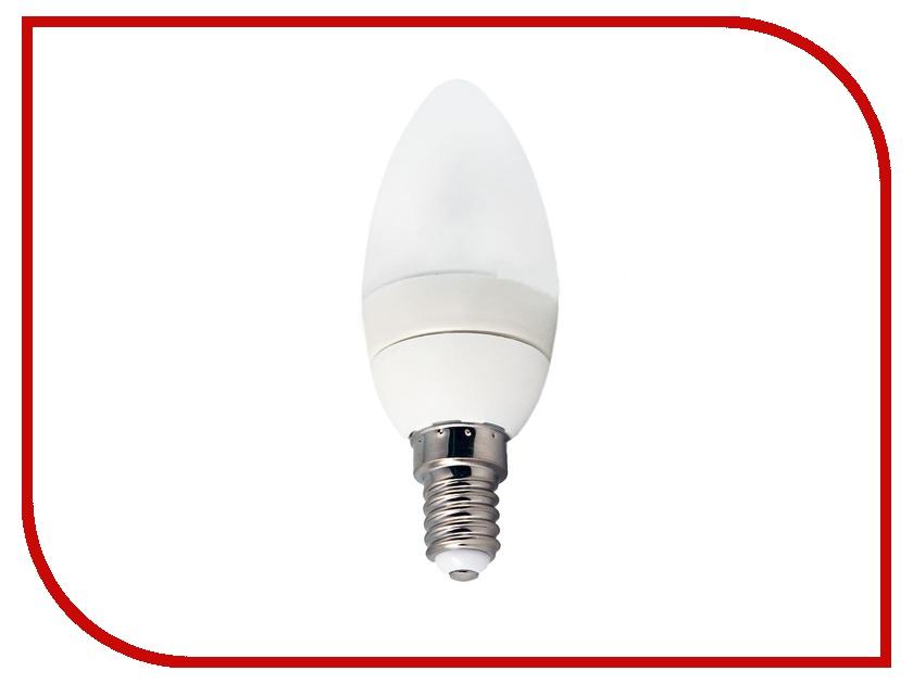 Лампочка Ecola Light Candle LED E14 3.7W 220V 2700K C4TW37ELC e27 3w 3500k 150lm 3 led warm white light candle light golden white 220v