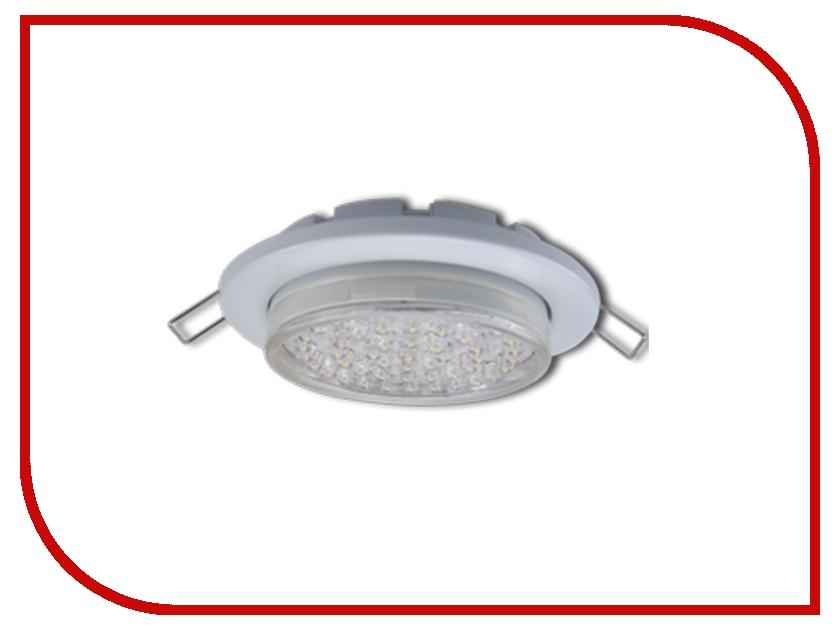 Лампочка Ecola Light LED GX53 4.2W 220V 4200K матовое стекло T5MV42ELC ecola ecola gx53 led 8003a светильник накладной ip65 прозрачный цилиндр металл 1 gx53 белый матовый 114x1
