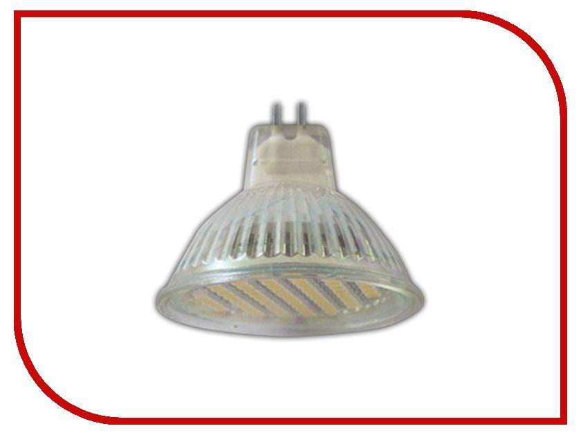Лампочка Ecola Light MR16 LED GU5.3 3W 220V 4200K прозрачное стекло TS2V30ELC
