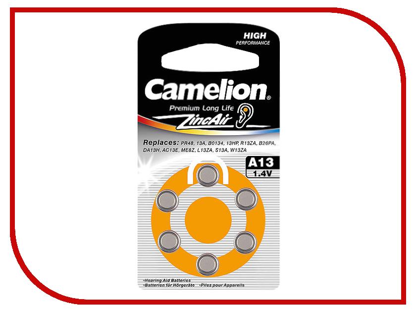 Аксессуар Camelion ZA13 BL-6 / A13-BP6 1.4V 280mAh