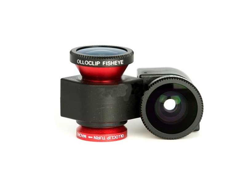 ��������� Olloclip 3-in-1 for iPhone 4/4S
