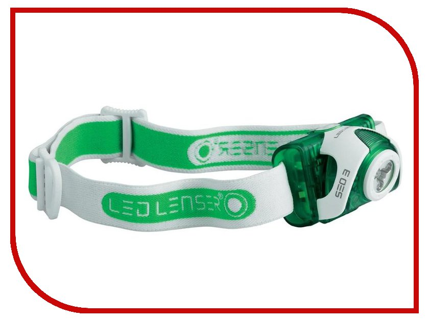 Фонарь LED Lenser SEO3 6103<br>