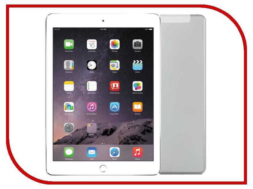 Планшет APPLE iPad Air 16Gb Wi-Fi + Cellular Silver MD794RU/A<br>