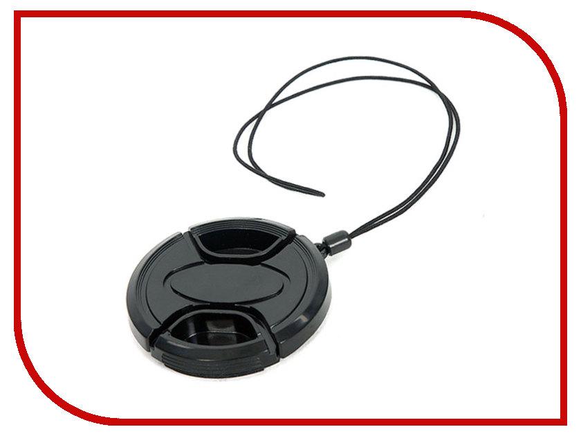 Аксессуар 82mm - Matin M-6281 Snap-on / Flama / Fujimi / Kipon lens cap D82 с веревочкой!