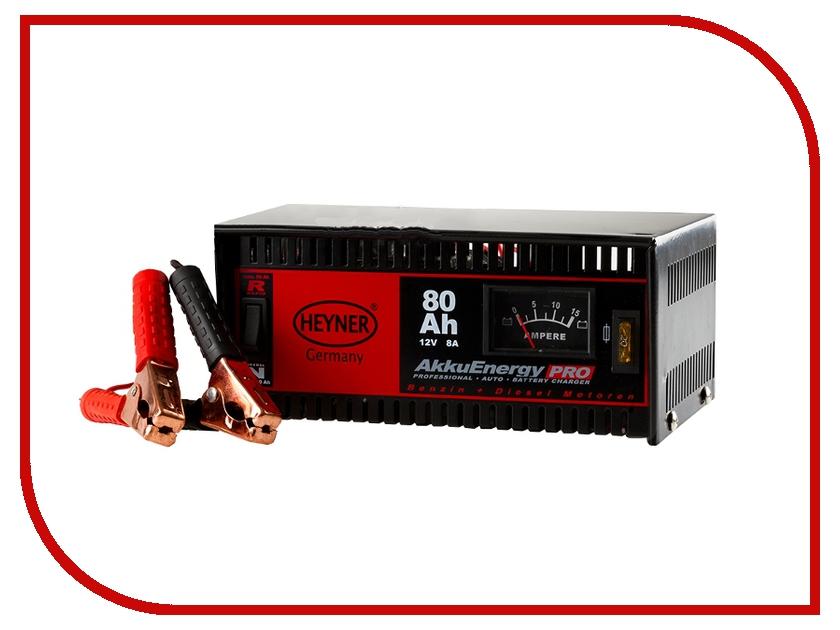 Зарядное устройство для автомобильных аккумуляторов HEYNER AkkuEnergy PRO 8A 930 800<br>