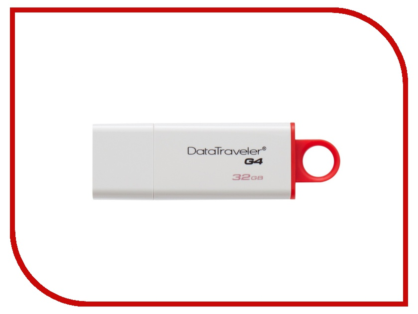 Фото USB Flash Drive 32GB - Kingston DataTraveler G4 USB 3.0 DTIG4/32GB