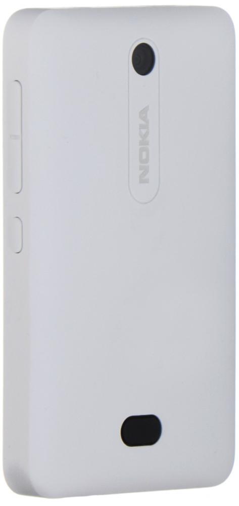 Аксессуар Сменная панель Nokia 501 Asha CC-3070 White
