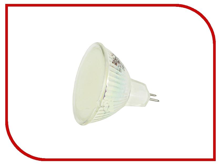 Лампочка GLANZEN LED MR16 GU5.3 3W 4000K 120 Lm 220V LGC-0002-05<br>