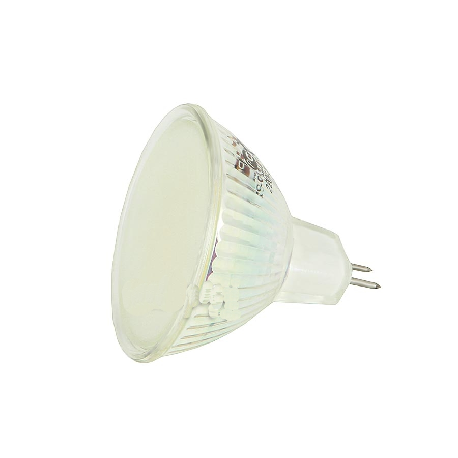 Лампочка Glanzen LED MR16 GU5.3 3W 2700K 120 Lm 220V LGW-0001-05 цена