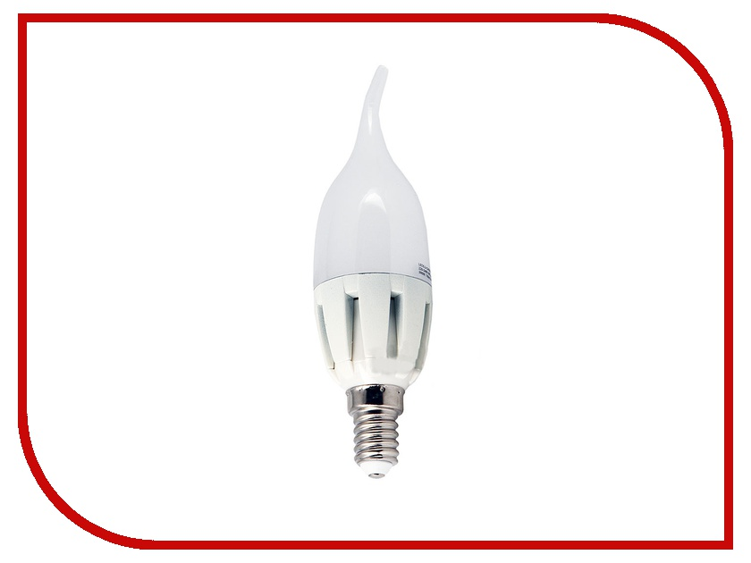 Лампочка Camelion CW35 5.5W 220V E14 3000K 475 Lm LED5.5-CW35/830/E14<br>