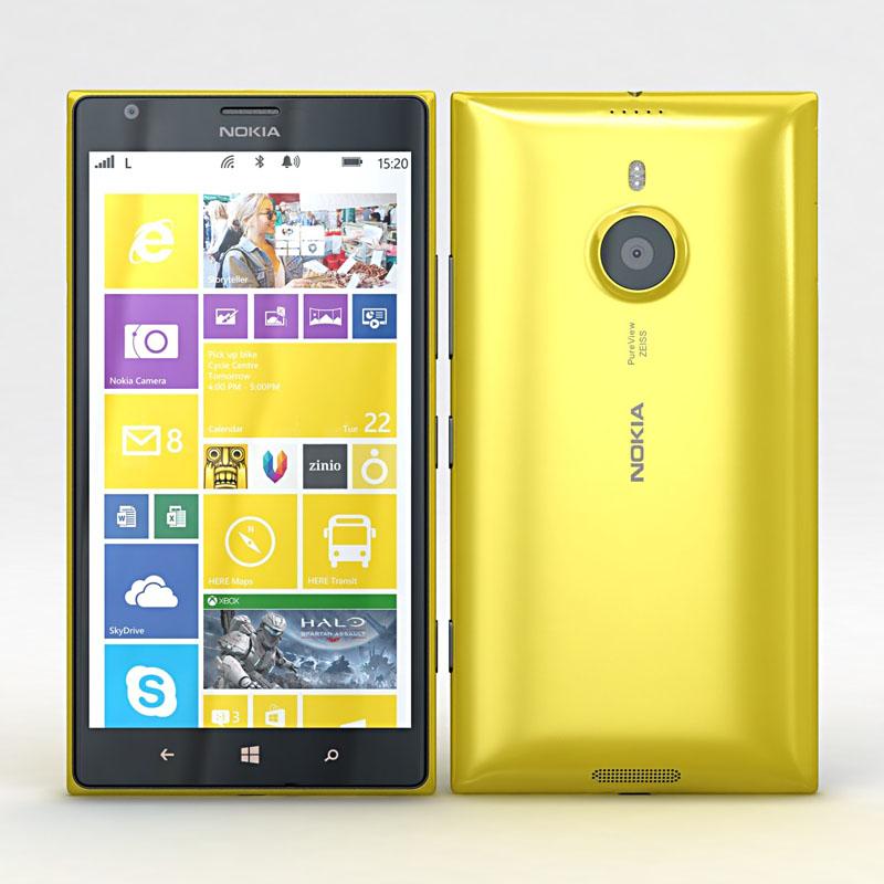 Сотовый телефон Nokia 1520 Lumia Yellow