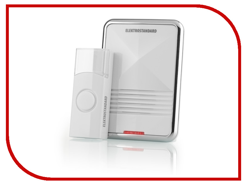 Звонок дверной Elektrostandard WL 36M IP44 DBQ01M цифровой led 32 мелодия песни беспроводной дверной звонок с дистанционным управлением музыкальные номера