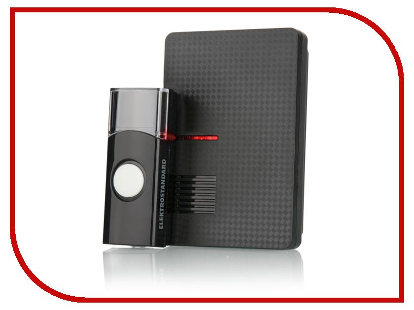 Звонок дверной Elektrostandard DBQ02M WL 36M светодиодный беспроводной перезвон дверной звонок дверной звонок