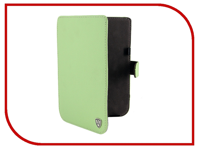 Аксессуар Чехол Norton for PocketBook 624 иск. кожа Mint