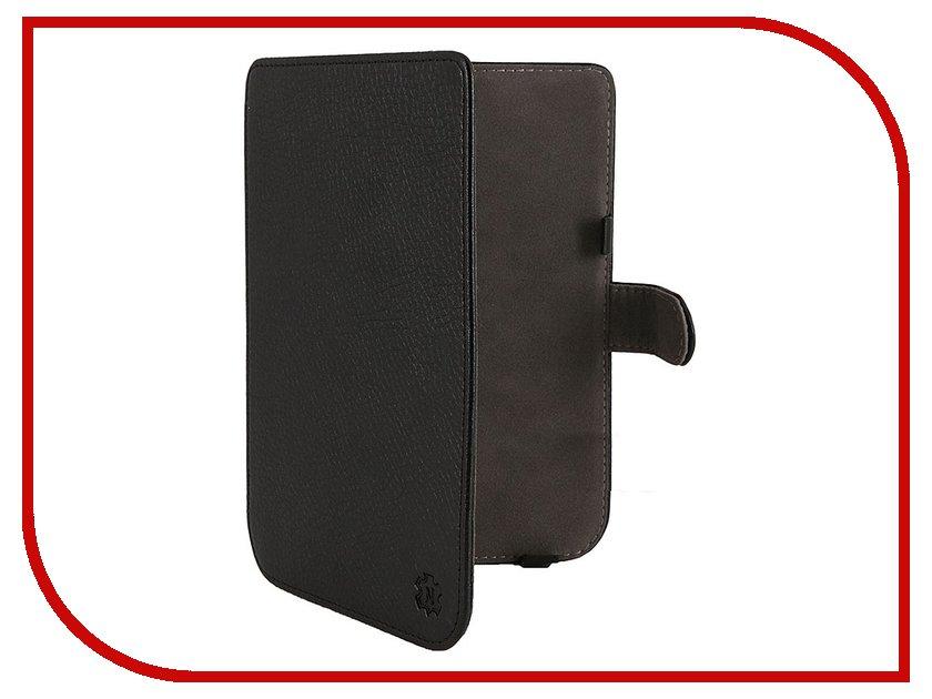 Аксессуар Чехол Norton for PocketBook 624 иск. кожа Black