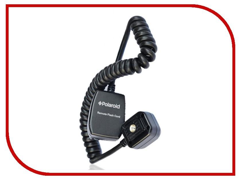 Аксессуар Polaroid Hot Shoe PLSCC - синхрокабель для Canon