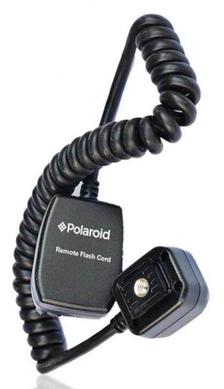 Аксессуар Polaroid Hot Shoe PLSCN - синхрокабель для Nikon