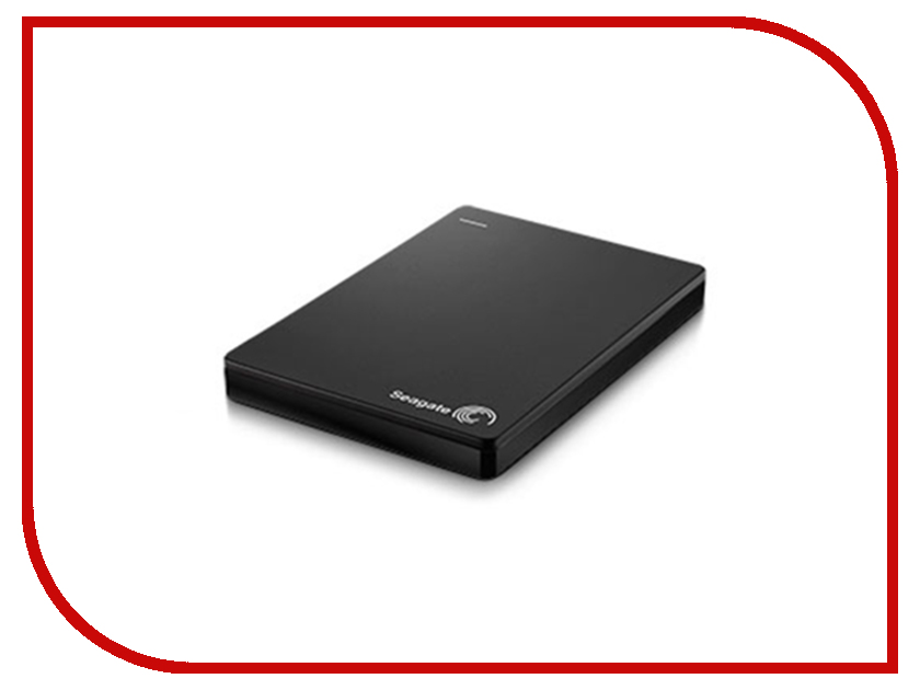 внешние HDD/SSD STDR1000200  Жесткий диск Seagate Backup Plus Slim 1Tb Black USB 3.0 STDR1000200