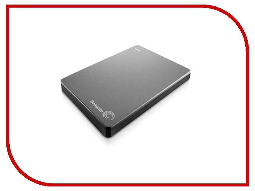 Жесткий диск Seagate Backup Plus Slim 1Tb Silver USB 3.0 STDR1000201 все цены