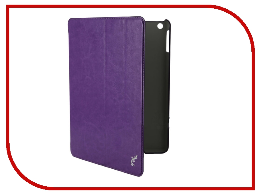 Аксессуар Чехол APPLE iPad Air G-Case Slim Premium Purple GG-209