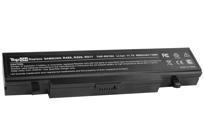 Аккумулятор TopON TOP-R519H 11.1V 6600mAh for Lenovo