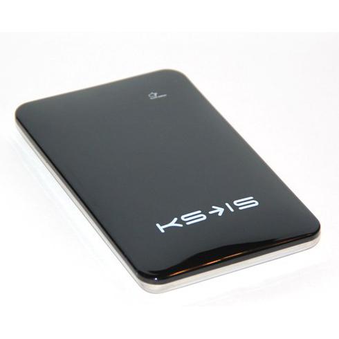 Аккумулятор KS-is Power 10000 KS-215 10000 mAh Black
