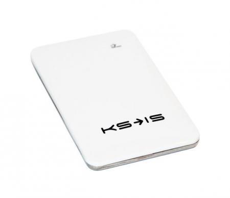 Аккумулятор KS-is Power 10000 KS-215 10000 mAh White