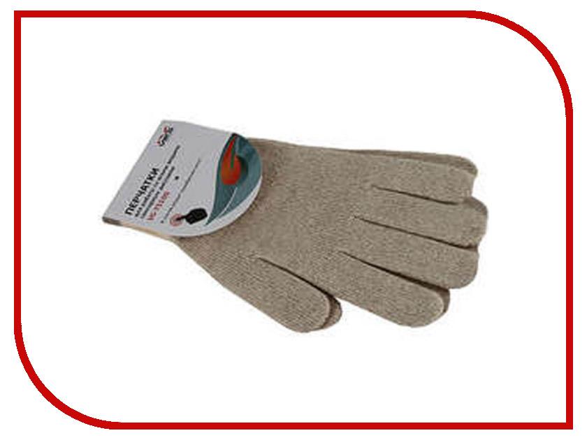 Теплые перчатки для сенсорных дисплеев VIKS VG-TS100 Beige<br>