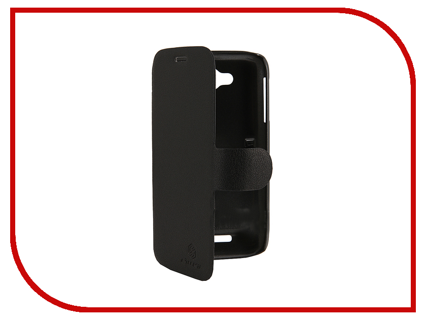все цены на Аксессуар Чехол Lenovo A706 Nillkin Fresh Series Black