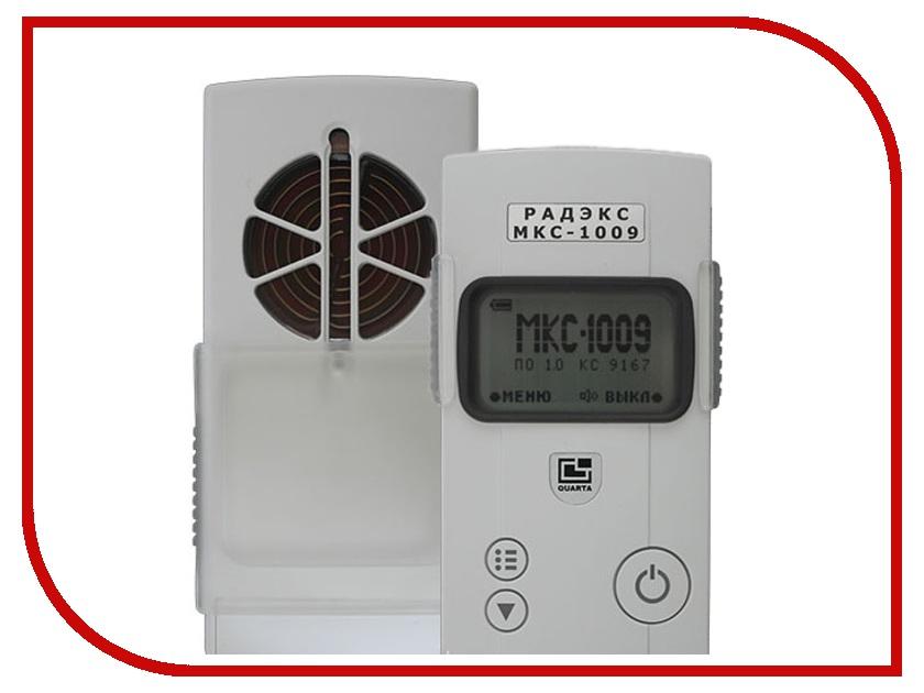 Индикатор Radex / Радэкс МКС-1009 - детектор-индикатор радиоактивности индикатор соэкс 01м prime дозиметр индикатор радиоактивности