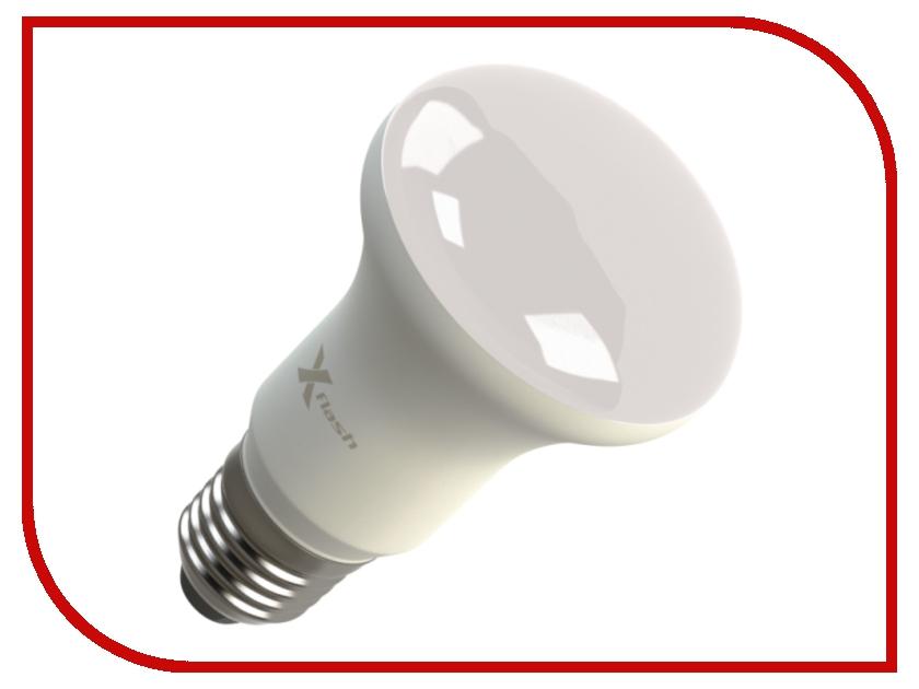 Лампочка X-flash XF-E27-R63-P-8W-4K-220V 44955 лампочка x flash xf e27 flt a60 p 8w 3000k 220v 46751