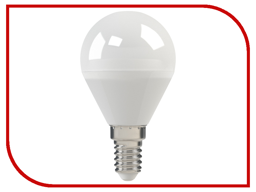 Лампочка X-flash XF-E14-G45-P-5W-4K-220V 44870<br>
