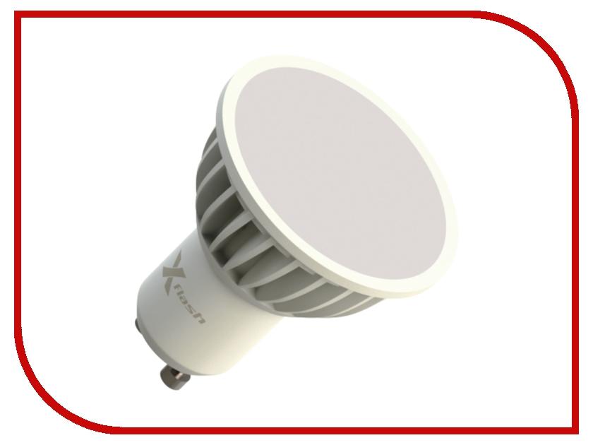 Лампочка X-flash XF-MR16-A-GU10-3W-4K-220V 44573<br>