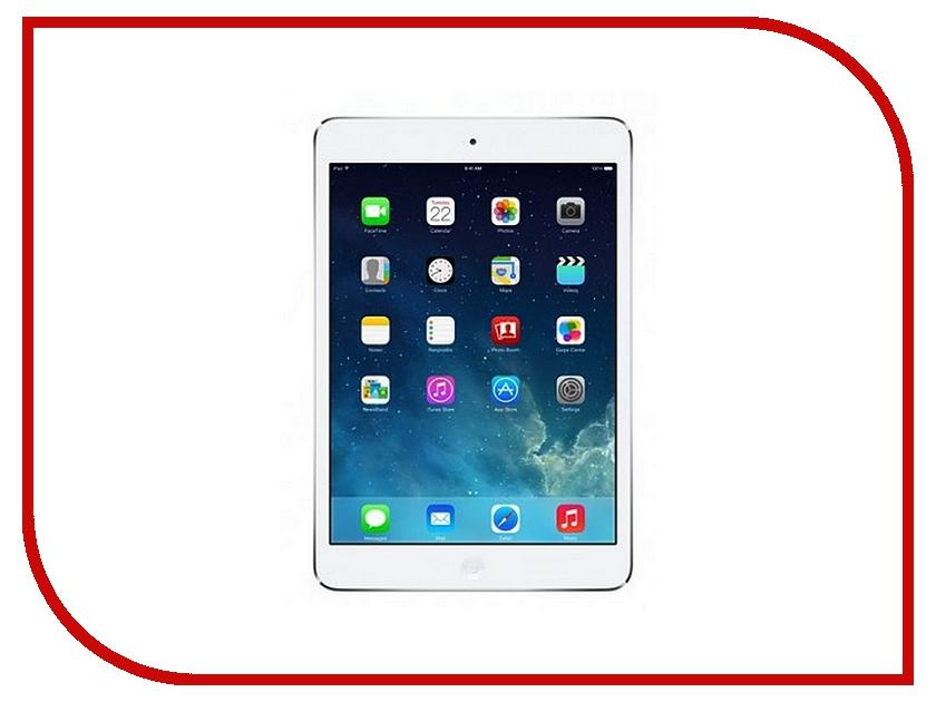 Планшет APPLE iPad mini 2 16Gb Wi-Fi + Cellular Silver ME814RU/A