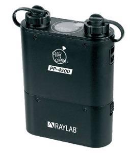 Аксессуар Raylab Wedmaster PP-4500 - внешний источник питания для вспышек