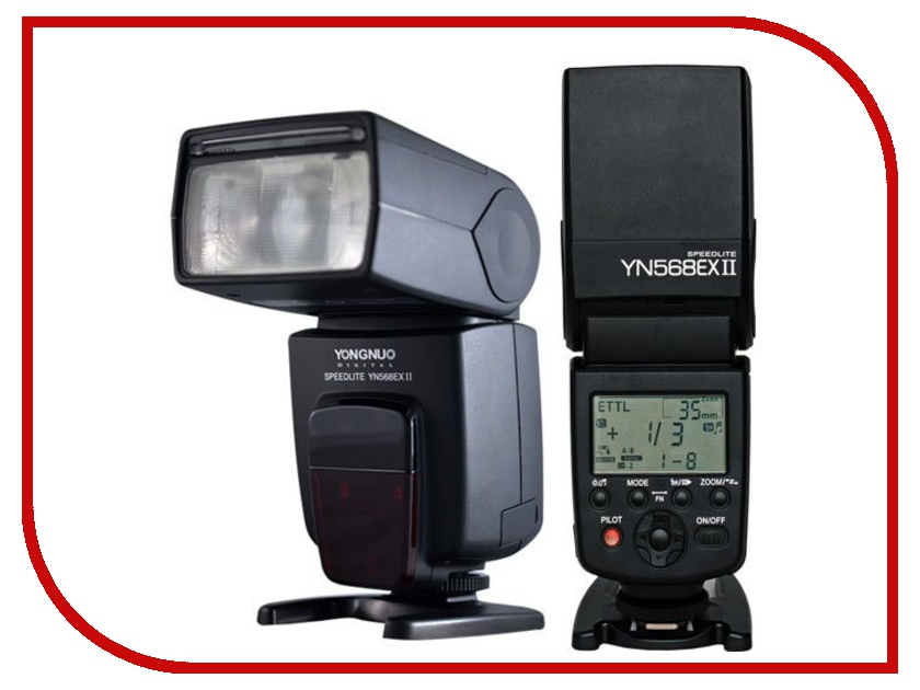 Вспышка YongNuo YN-568EXII Speedlite for Canon