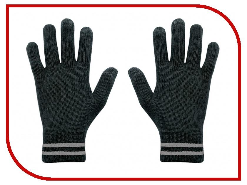 Теплые перчатки для сенсорных дисплеев Hi-Fun Hi-Glove Classic Man Black