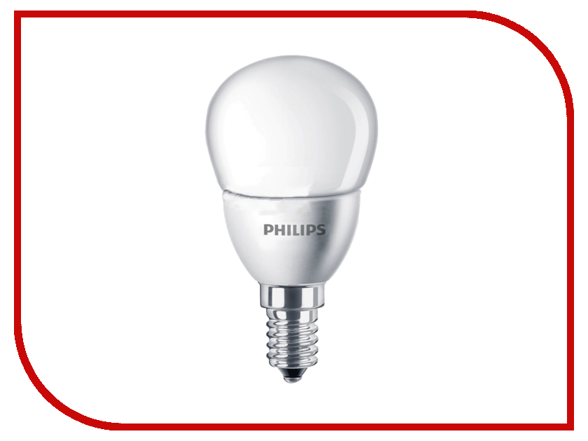 Лампочка Philips LED 25W E14 WW 230V P45 FR ND 195627 philips h11 led fog
