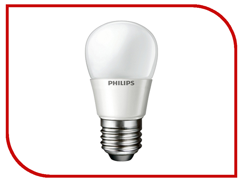 Лампочка Philips LED 30W E27 WW 230V P45 FR ND/4 195641<br>