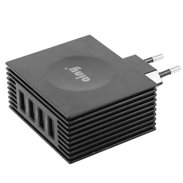 Ainy для APPLE USBx4 4.2A EA-034H зарядное устройство сетевое
