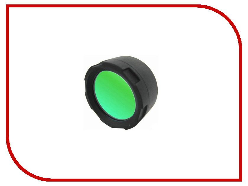 Аксессуар Светофильтр для ArmyTek Predator / Viking Green фонарь armytek barracuda pro v2 xhp35 hi теплый silver