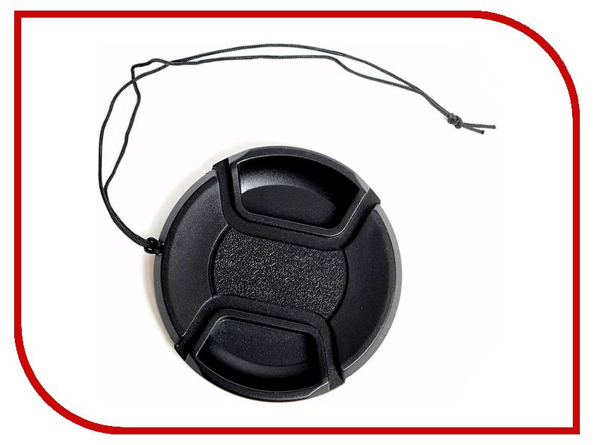 Аксессуар 72mm - Flama / Fujimi / Kipon / Massa lens cap D72 FJLC-F72 с веревочкой!