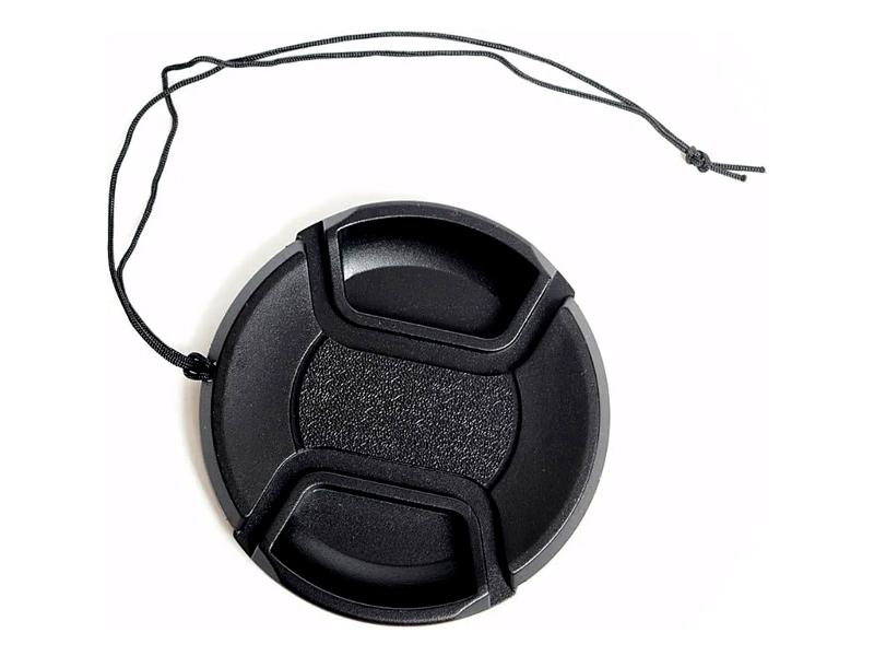 Аксессуар 72mm - Flama / Fujimi / Kipon / Massa lens cap D72 с веревочкой!
