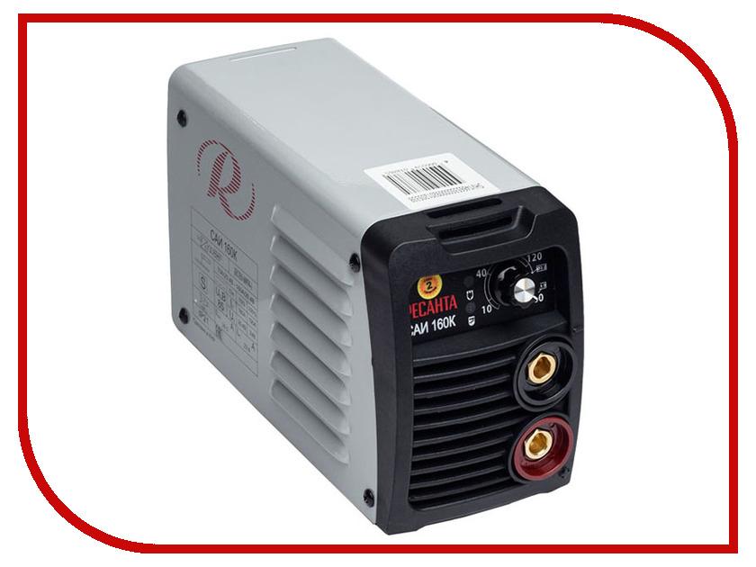 Сварочный аппарат Ресанта САИ 160К сварочное оборудование ресанта саи 160