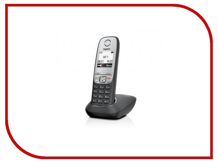 Радиотелефон Gigaset A415 Black радиотелефон